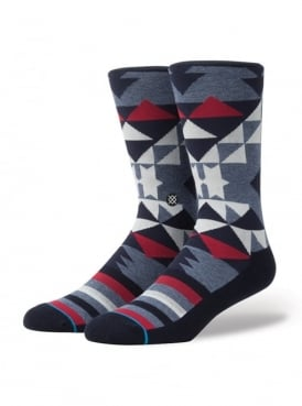 Steed Socks Blue