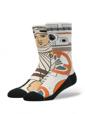 Star Wars The Resistance Socks Tan.