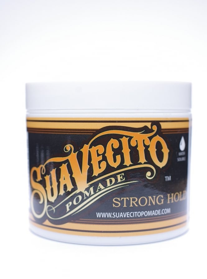 Suavecito Firm Hold Pomade Water based