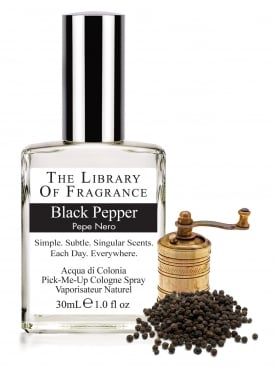 The Library of Fragrance Black Pepper 30ml Cologne
