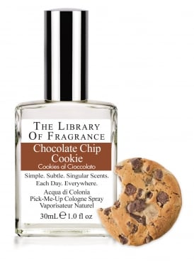 The Library of Fragrance Chocolate Chip Cookie 30ml Cologne