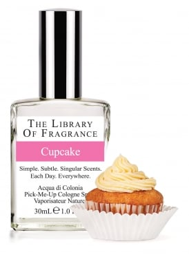The Library of Fragrance Cupcake 30ml Cologne