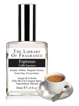 The Library of Fragrance Espresso 30ml Cologne