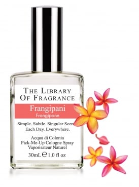 The Library of Fragrance Frangipani 30ml Cologne