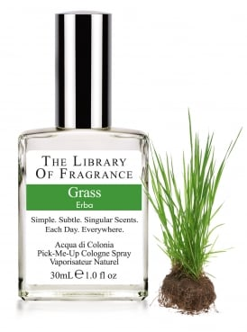 The Library of Fragrance Grass 30ml Cologne