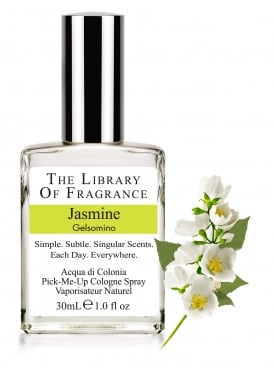 The Library of Fragrance Jasmine 30ml Cologne