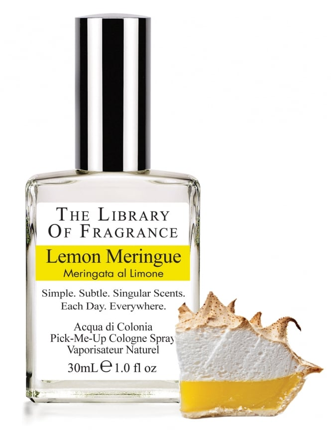 The Library Of Fragrance Lemon Meringue 30ml Cologne