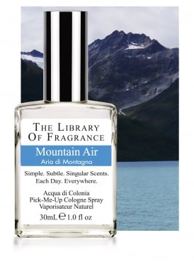 The Library of Fragrance Mountain Air 30ml Cologne