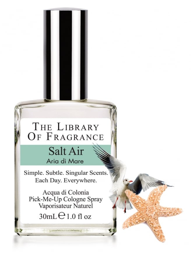 The Library Of Fragrance Salt Air 30ml Cologne