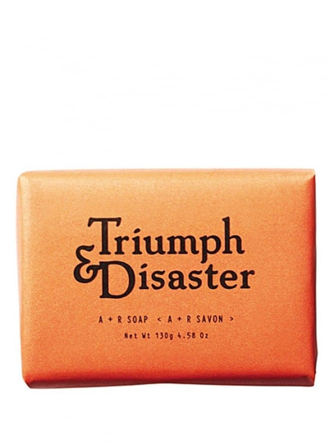 Triumph and Disaster A+R Almond Milk & Rosehip oil Soap 130g