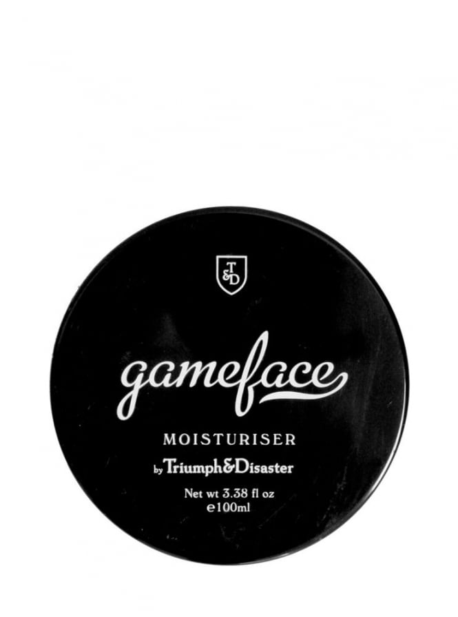 Triumph and Disaster Gameface Moisturiser Jar 100ml
